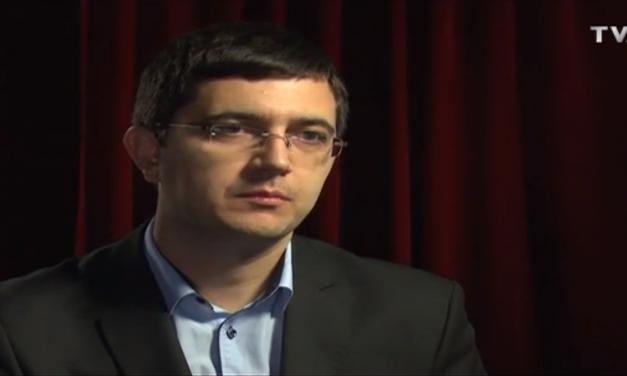 Ilarion Ţiu, invitat al emisiunii După Cortina de Fier (TVR 1) din 10 ianuarie 2015